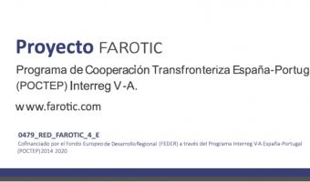 """Jornada """"Línea de ayudas al emprendimiento en la nueva economía digital a través del proyecto FAROTIC"""""""