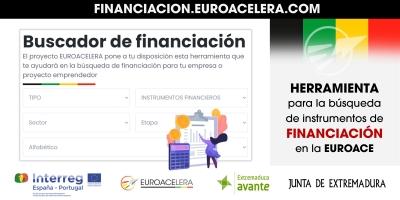 Nueva herramienta para la búsqueda de instrumentos de financiación e inversión