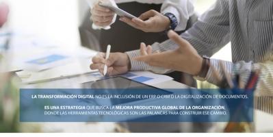 NUEVA CONVOCATORIA DEL PROGRAMA DE TRANSFORMACIÓN DIGITAL PARA PYMES DE EXTREMADURA Y PORTUGAL