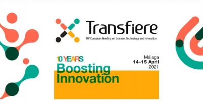 Transfiere 2021, el principal encuentro de I+D+i del sur de Europa