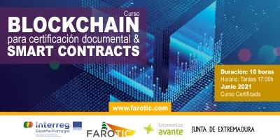 Curso Blockchain para certificación documental & Smart Contracts