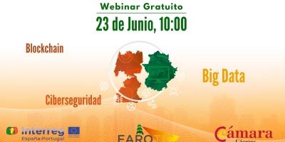 La Cámara de Comercio de Cáceres organiza una jornada sobre la aplicación de las tecnologías Blockchain, Big Data y Ciberseguridad