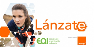 EOI y Orange presentan la IV edición del Programa Lánzate que conecta a emprendedores y grandes empresas