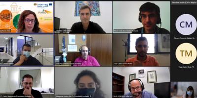 Sexta reunión de coordinación de los socios de FAROTIC