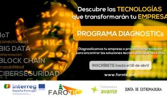 """Abierta la convocatoria del """"Programa DIAGNOSTICs"""" dirigido a empresas y personas emprendedoras de la Euroace"""