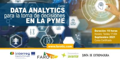 """Curso """"Data Analytics para la toma de decisiones en la PYME"""""""
