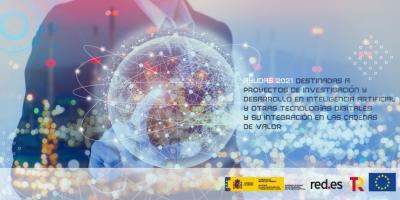 Ayudas para proyectos de investigación y desarrollo en Inteligencia Artificial y otras tecnologías digitales