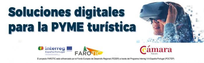 """Jornada """"Soluciones digitales para la PYME turística"""""""